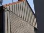 Metall-Fassade